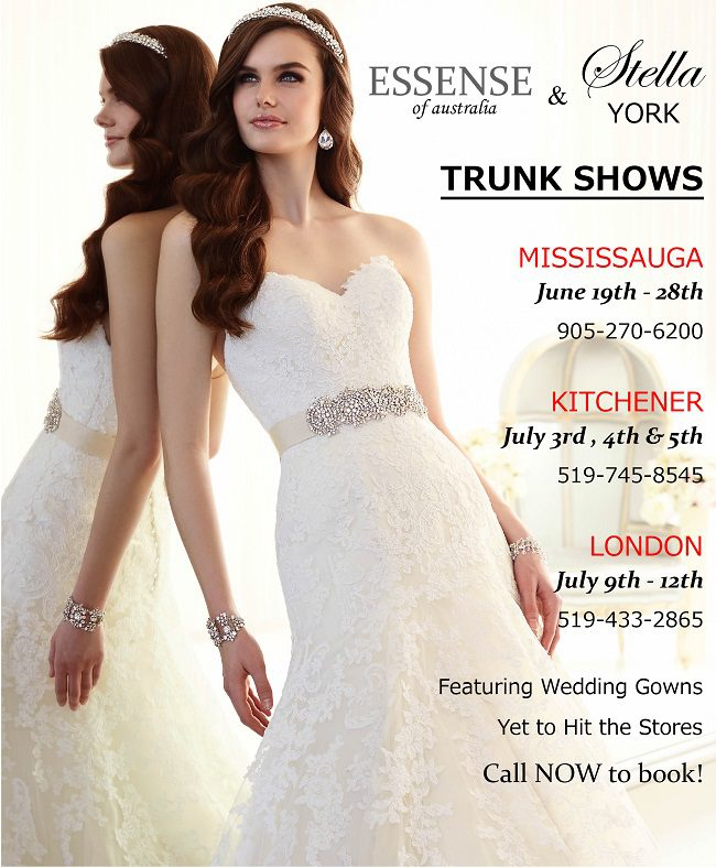 Wedding Gowns Toronto: Bridal Gowns, Wedding Dresses, Toronto Mississauga London